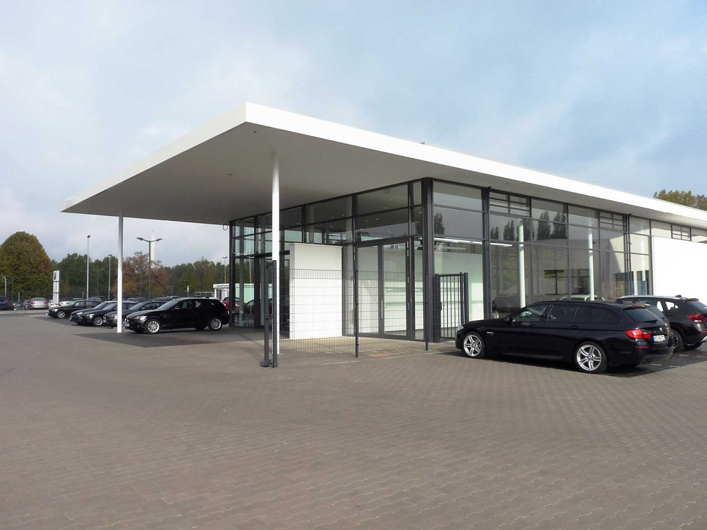 BMW Markenarchitektur