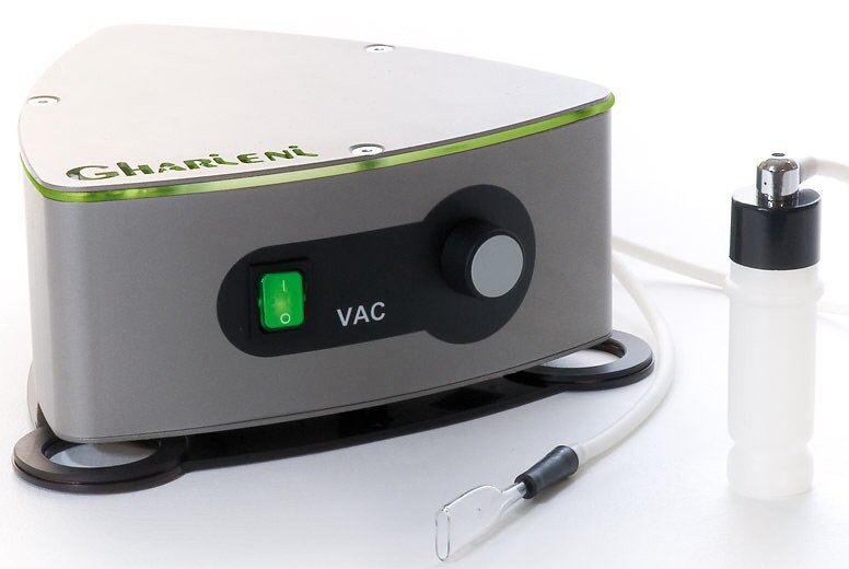 Vacuum-Behandlungsgerät